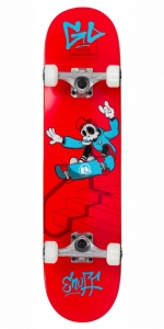 "Enuff Skully Mini Skateboard für kinder | 7.25"" Rot"