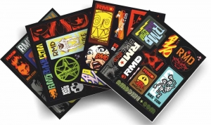 RMD Bike Shop | Stickers Sets / Aufkleber