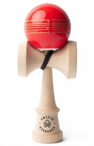 Sweets Kendama PRMT Stripe - Boost | Red