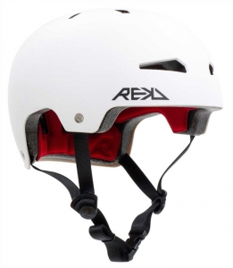 REKD Elite 2.0 Skate Helm | White