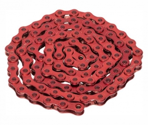 Salt Traction 410 BMX Kette | Red