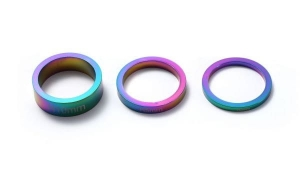 Blunt SCS Spacers Distanzringe | Oil Slick