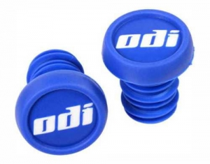ODI End Plugs Barends Lenkerenden 2-pak | Blue