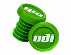 ODI End Plugs Barends Lenkerenden 2-pak | Green