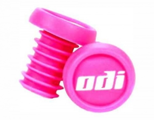 ODI End Plugs Barends Lenkerenden 2-pak | Pink