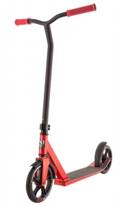 Solitary Cityroller Urban Scooter | Biking Red