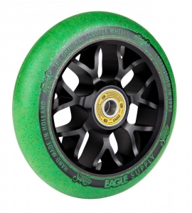 Eagle Supply Standard X6 Core Candy 110mm Stunt Scooter rolle | Black Green