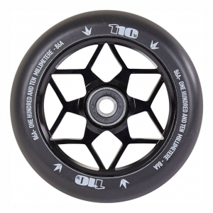 Blunt Envy Diamond 110mm Stunt Scooter Rolle Wheel | Black