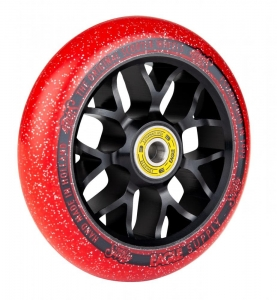 Eagle Supply Standard X6 Core Candy 110mm Stunt Scooter rolle | Black Red